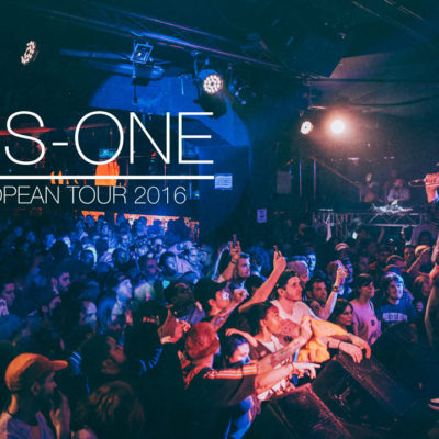 KRS-ONE European Tour 2016